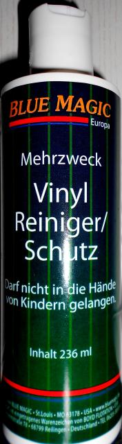 Wasserbetten Vinylreiniger (236ml)