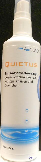 Wasserbett Vinyl Reiniger Quietus