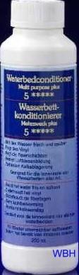 Wasserbett Konditionierer Waterclean 250 ml