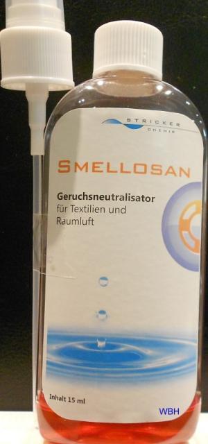 Smellosan Wasserbetten Geruchsneutralisator