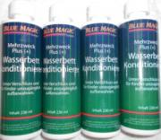 Blue Magic Wasserbett Konditionierer 4X236 ml
