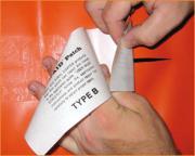 Wassermatratzen Reparatur Set Tear Aid